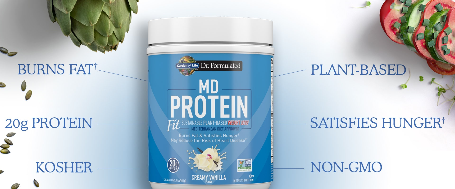 dr formulated md proteins fit vanilla