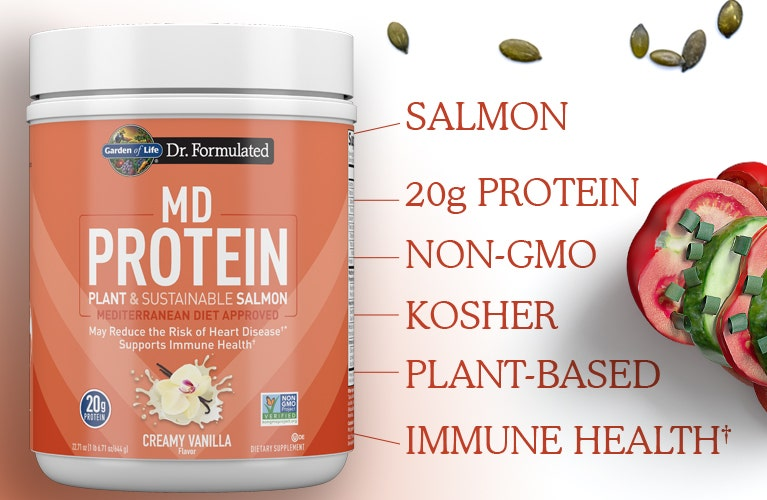 Dr Formulated MD Proteins Salmon