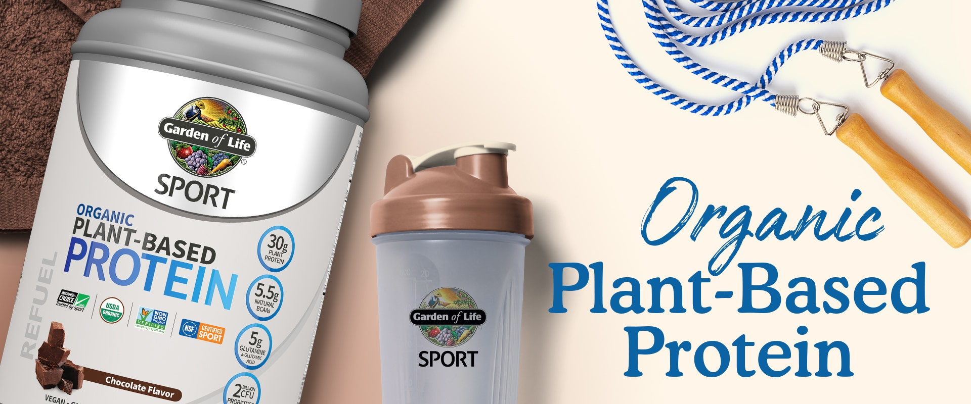 Sport Chocolate Protein Powder