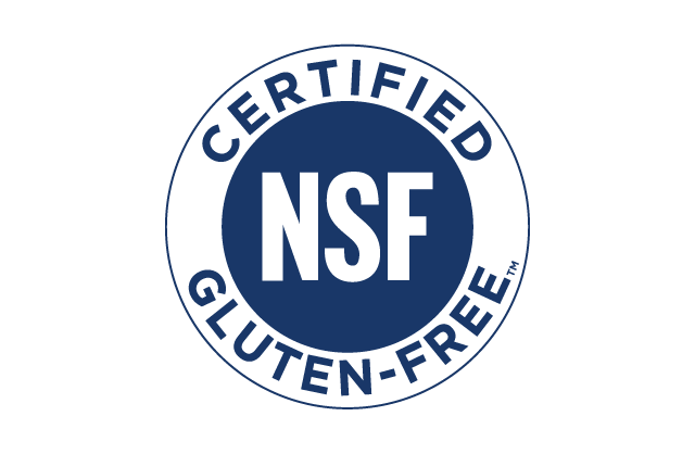 certified nsf gluten free iron from garden of life